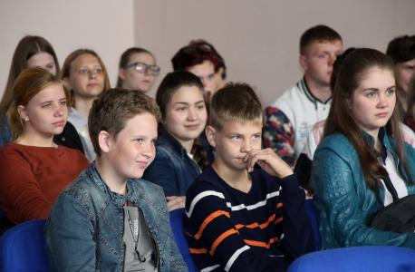 Молодежь Пожарского района Приморского края приняла участие в Слете по профилактике экстремизма