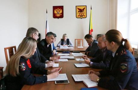 Заседание экспертного совета  по выработке информационной политики в сфере профилактики терроризма