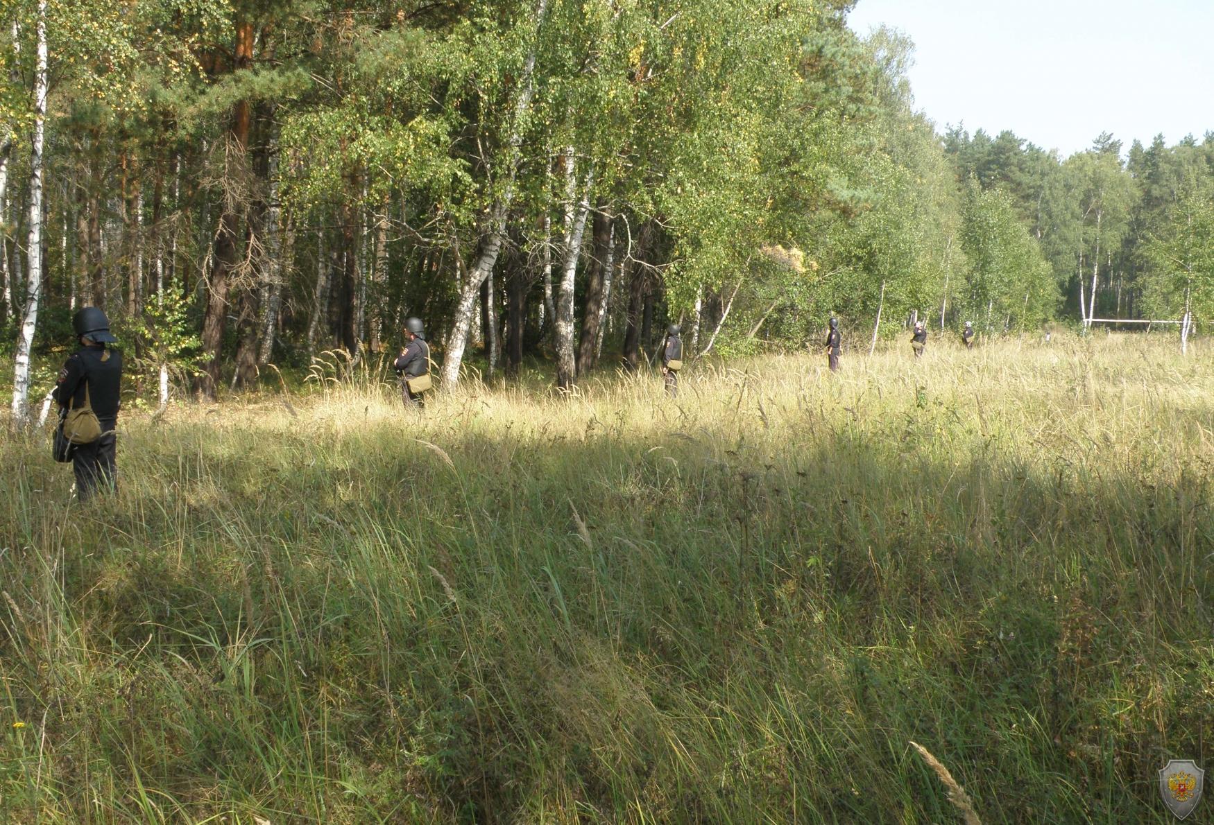 Оперативным штабом в Калужской области проведено тактико - специальное учение