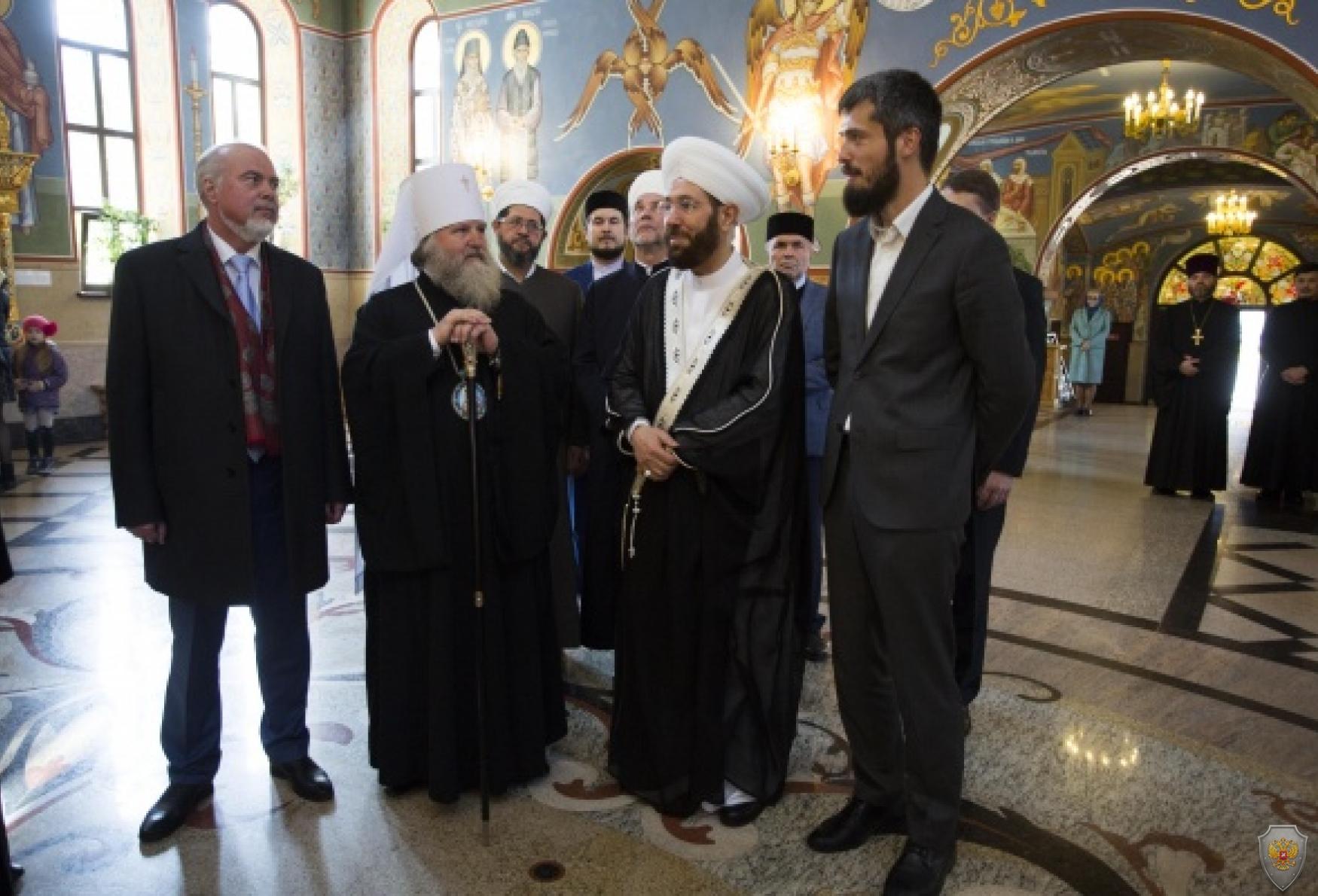 Верховный муфтий Сирии пригласил югорских студентов посетить республику