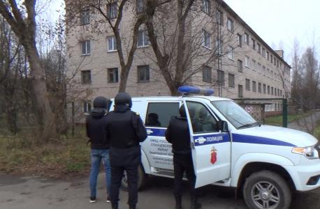Оперативным штабом в Ленинградской области проведено плановое  тактико-специальное учение «Экран-2019