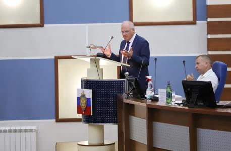 В Приморском крае состоялось межведомственное совещание по вопросам организации информирования населения о мерах по противодействию терроризму