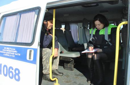 На территории Благовещенского района Алтайского края проведено масштабное тактико-специальное учение