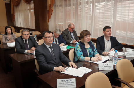 Во Владимирской области состоялось заседание Антитеррористической комиссии