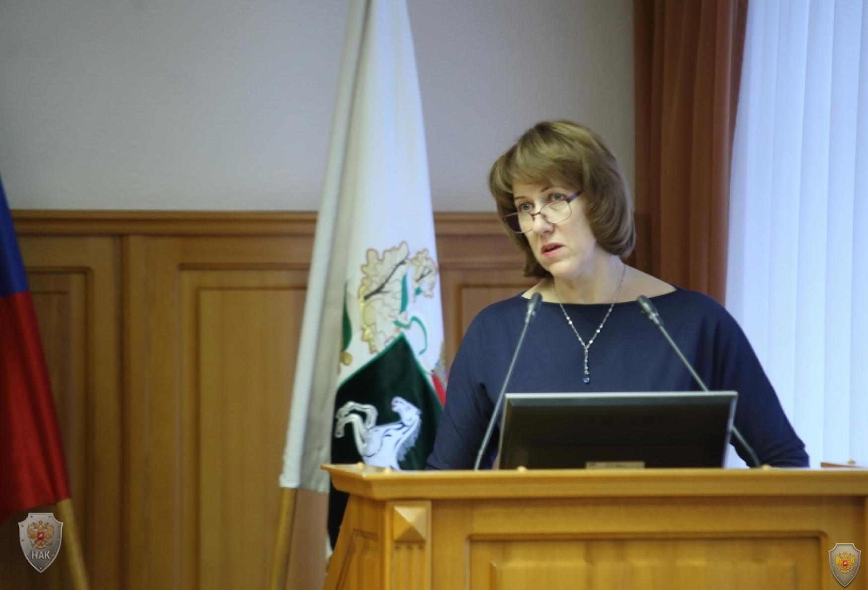 В администрации региона прошло заседание областной антитеррористической комиссии