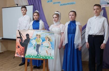 В Мордовии прошел конкурс плакатов  «Дети против терроризма»