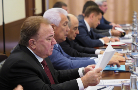 В Пятигорске прошло выездное заседание  Национального антитеррористического комитета