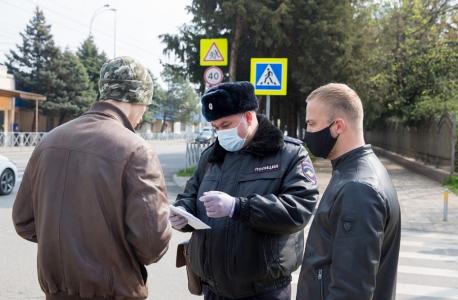Проверки мигрантов в условиях пандемии