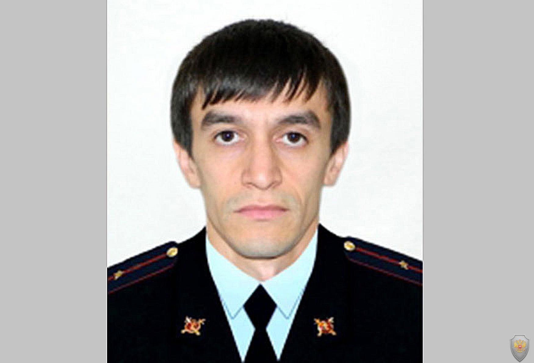 Нурбагандов Магомед Нурбагандович посмертно удостоен звания Героя Российской Федерации