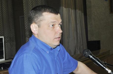 Синцов Николай, аппарат НАК