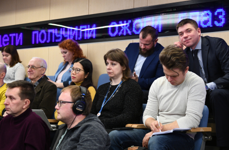 В пресс-центре МИА «Россия сегодня» состоялся брифинг НАК «Адресная профилактика террористических угроз – приоритетная задача государства и общества»