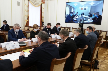 Заседание антитеррористической комиссии проведено в Республике Мордовия