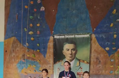 Урок мужества проведен в ходе спортивных соревнований в орловской гимназии