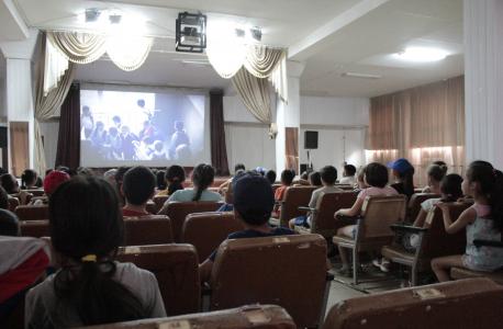 В Ики-Бурульском РМО РК проведены лекционные занятия и просмотр видеороликов для школьников
