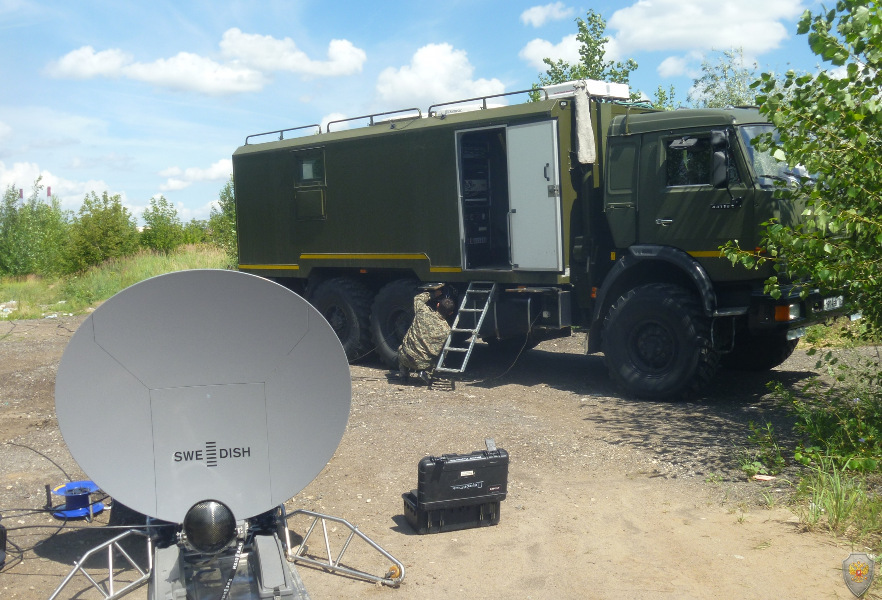 Оперативным штабом в Республике Татарстан под руководством аппарата НАК проведено тактико-специальное учение