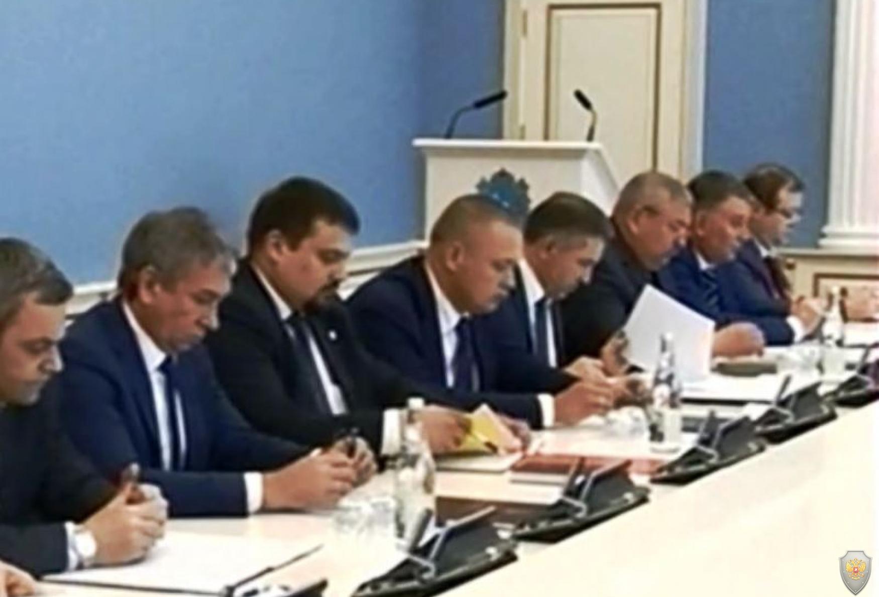 В Самарской области прошло совместное заседание антитеррористической комиссии и оперативного штаба