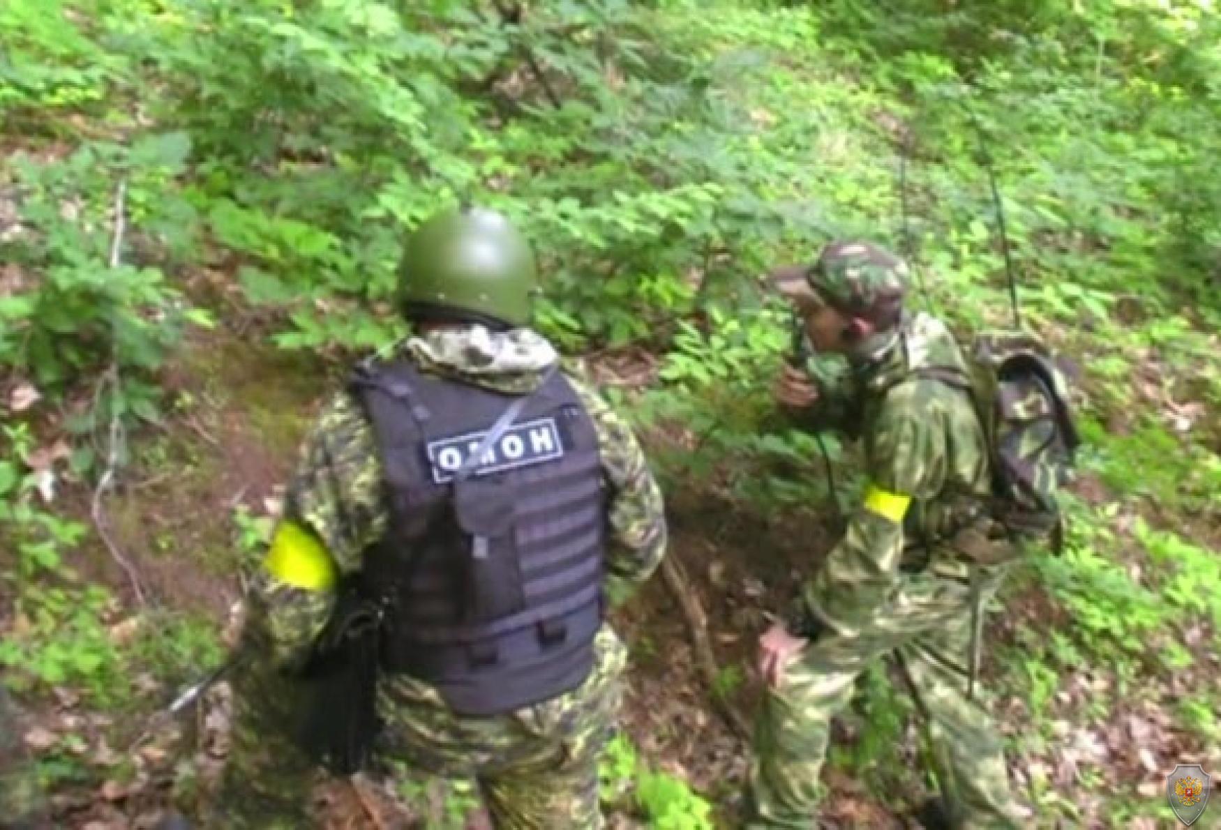 Оперативным штабом в Республике Адыгея проведено тактико-специальное  антитеррористическое учение