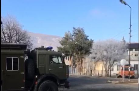 В Карачаево-Черкесии  при  попытке задержания преступник осуществил самоподрыв