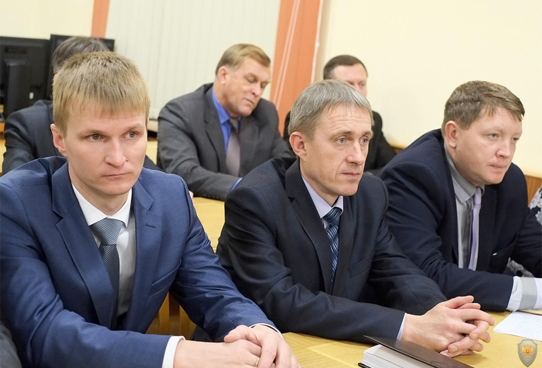 Председатели муниципальных антитеррористических комиссий Кировской области