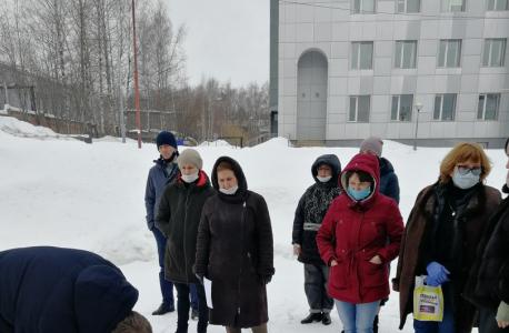 В Сыктывкаре прошла командно-штабная тренировка