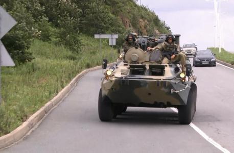 Оперативным штабом в Приморском крае года завершена учебная тренировка