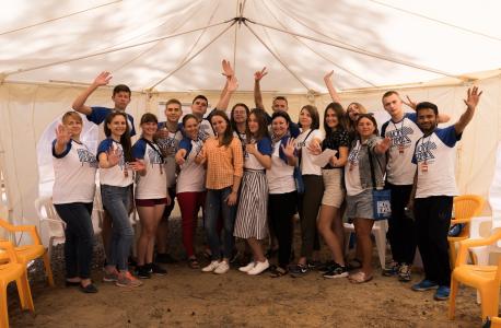 Участники молодежного фестиваля «Молгород» в Воронеже обсудили проекты в сфере укрепления межнациональных отношений