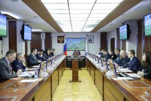 В Ненецком округе состоялось очередное заседание Антитеррористической комиссии