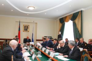 18 апреля в администрации региона прошло совместное заседание областной антитеррористической комиссии и областного оперативного штаба Кемеровской области.
