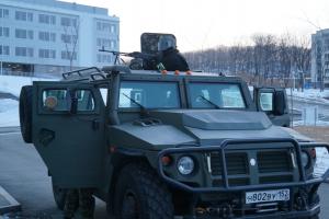 Командно-штабное учение «КШУ-Метель-Владивосток-2016»
