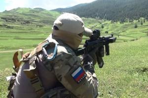 В Цумадинском районе Дагестана нейтрализован оказавший вооруженное сопротивление главарь банды