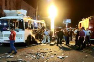 Продолжается установление всех обстоятельств  взрыва автобуса в Воронеже