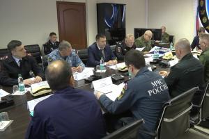Оперативным штабом в Сахалинской области  проведено антитеррористическое учение