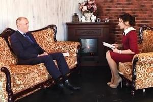 Интервью заместителя Председателя Правительства Республики Бурятия по вопросам безопасности Мордовского П.С.
