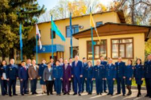 Сотрудники образовательных организаций МВД России посетили Алматинскую академию МВД Республики Казахстан имени М. Есбулатова