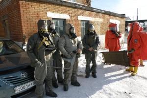 под руководством Оперативного штаба в Республике Бурятия состоялись плановые антитеррористические учения
