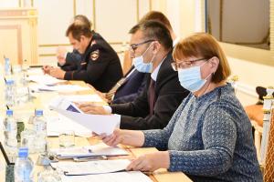 В Салехарде проведено заседание региональной антитеррористической комиссии
