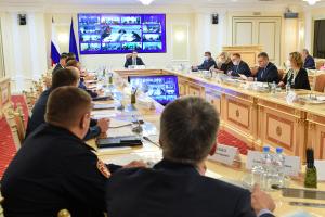 В Салехарде состоялось заседание окружной антитеррористической комиссии