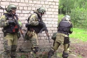 В Ивановском районе прошли тактико-специальные учения «Пункт-2017»