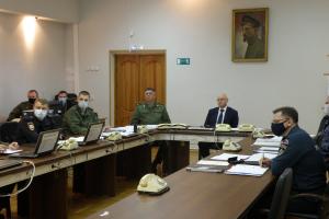 Командно - штабное учение «Атом-2020»