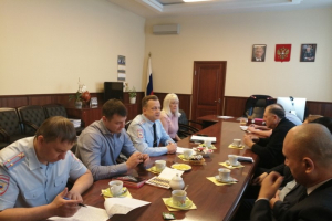 Кузбасские полицейские обсудили с лидерами национальных общественных объединений вопросы противодействия терроризму и экстремизму