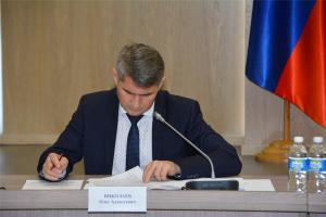 На заседании антитеррористической комиссии в Чувашской республике обсудили вопросы обеспечения транспортной безопасности