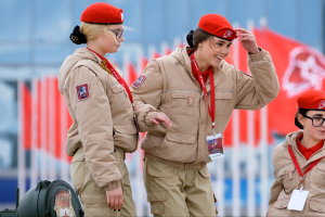В подольске прошла Военно-патриотическая игра