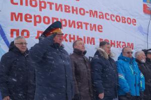 Память Героя России Александра Перова почтили в Нижегородской области