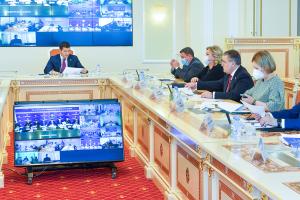 Проведено заседание антитеррористической комиссии в Ямало-Ненецком автономном округе