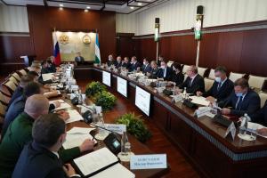 Совместное заседание антитеррористической комиссии и оперативного штаба проведено в Республике Башкортостан