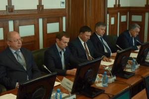 В Приморье прошло заседание антитеррористической комиссии