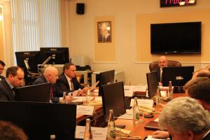 Состоялось заседание Антитеррористической комиссии и Оперативного штаба в Республике Мордовия