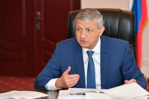 Выездное заседание Антитеррористической комиссии  в Республике Северная Осетия-Алания