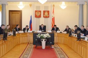 Под председательством губернатора Алексея Островского прошло плановое заседание Антитеррористической комиссии в Смоленской области