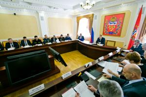 Проведено совместное заседание антитеррористической комиссии и оперативного штаба в Оренбургской области